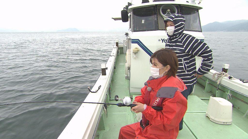 遊漁船・千宝丸