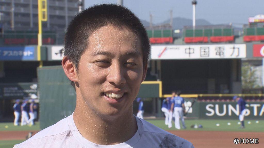 羽月隆太郎選手