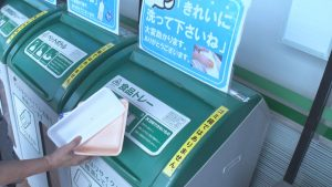 食品トレー回収ボックス