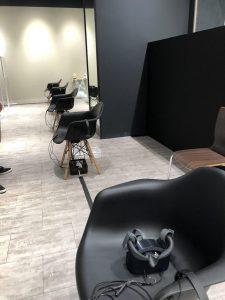 VRホラー椅子