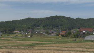 県内有数のマツタケの産地広島県世羅郡世羅町