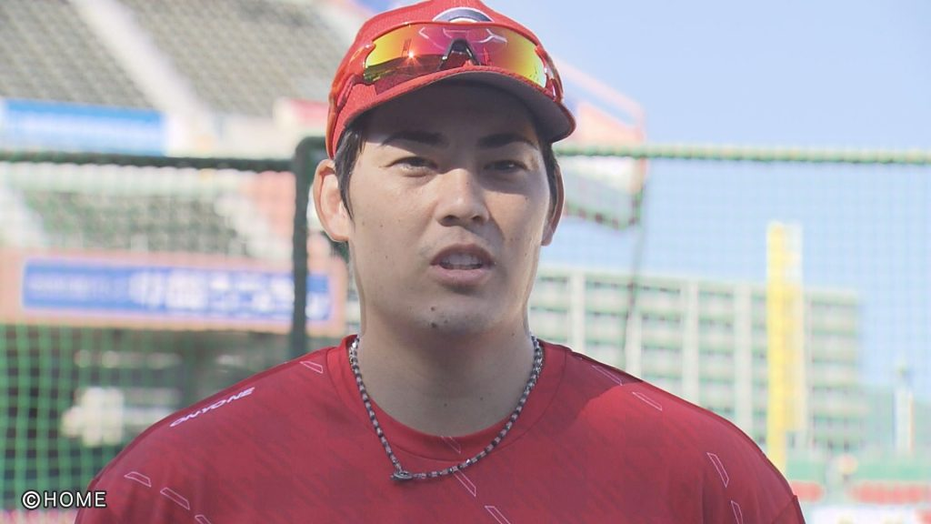 九里亜蓮投手