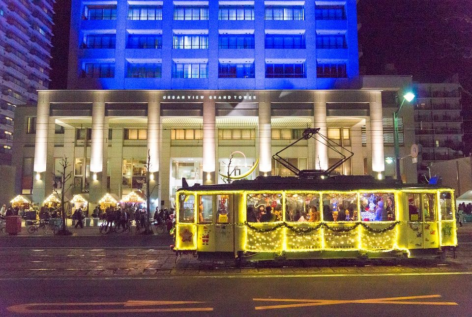 ひろしま ドイツクリスマスマーケット