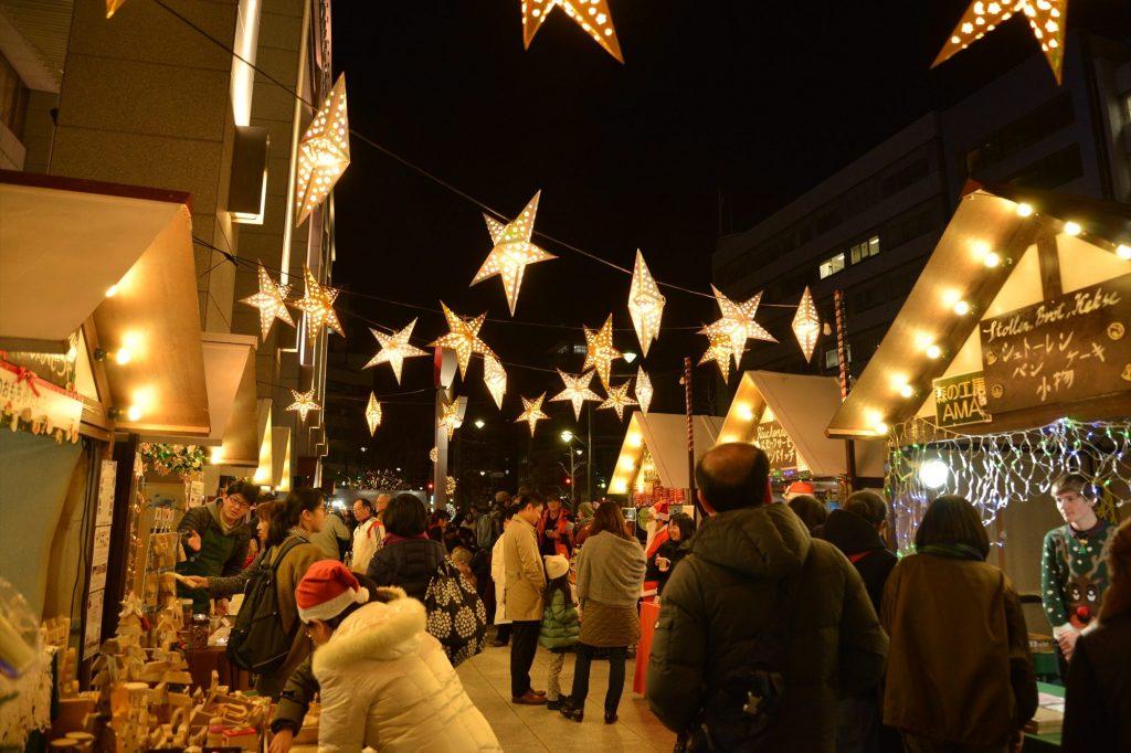 ひろしまドイツ クリスマスマーケット