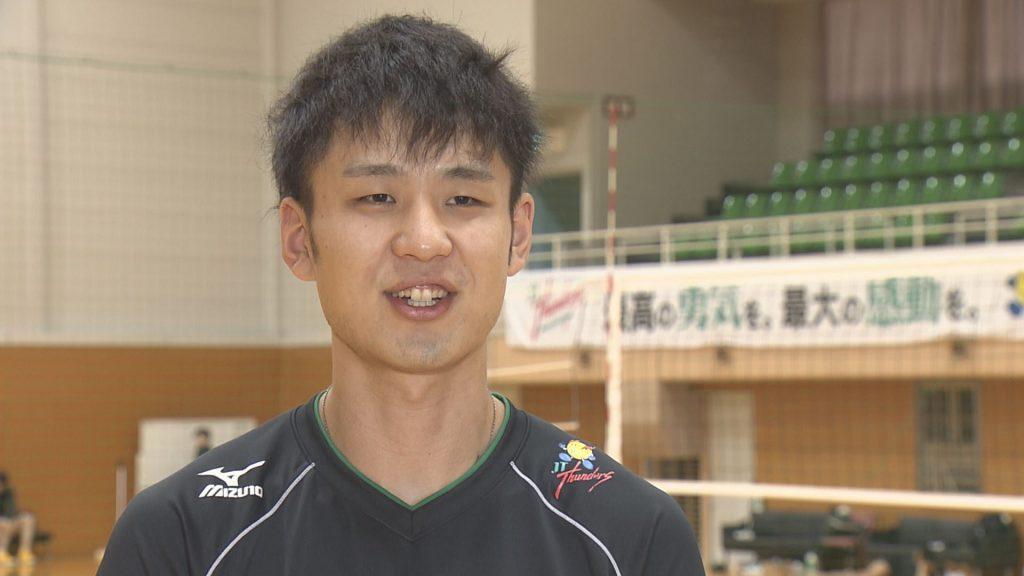 小野寺太志選手