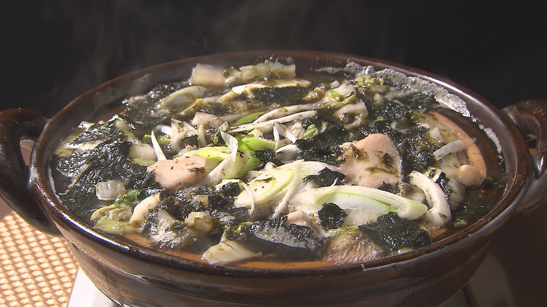 海鮮いそ鍋