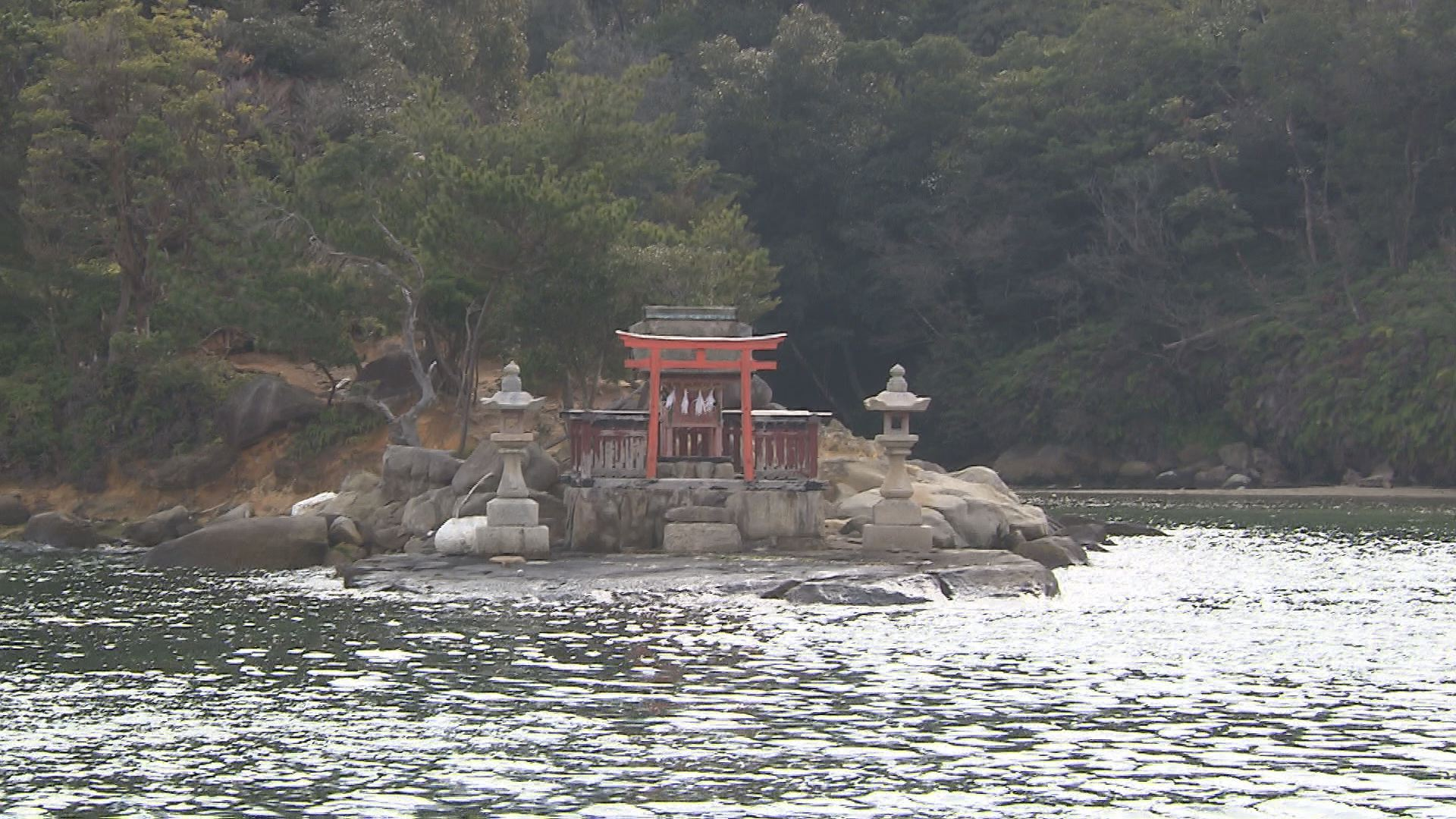 七浦めぐり御床神社