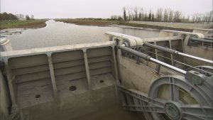 ダムによる再生計画