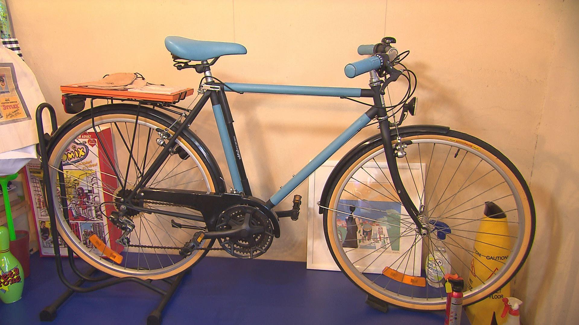 エルメス自転車