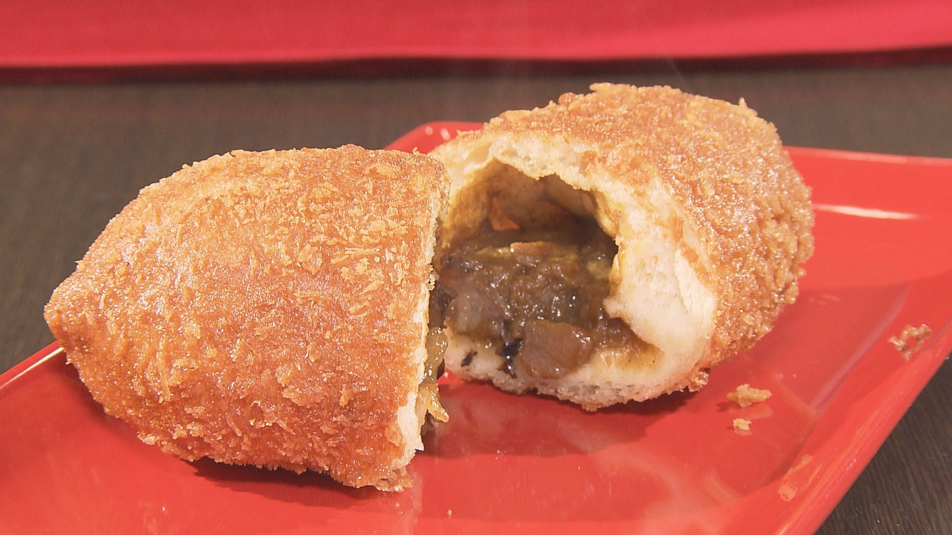 スサノオ カレーパン
