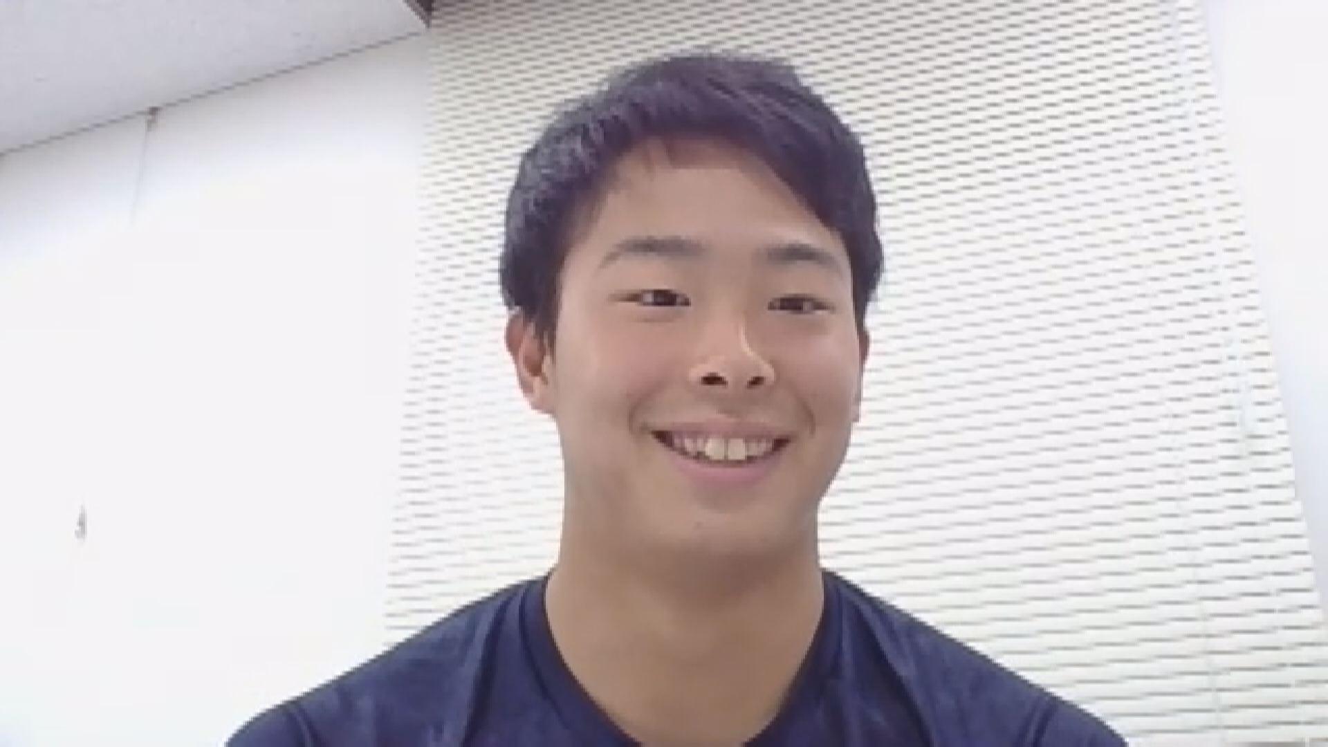 玉村昇悟投手