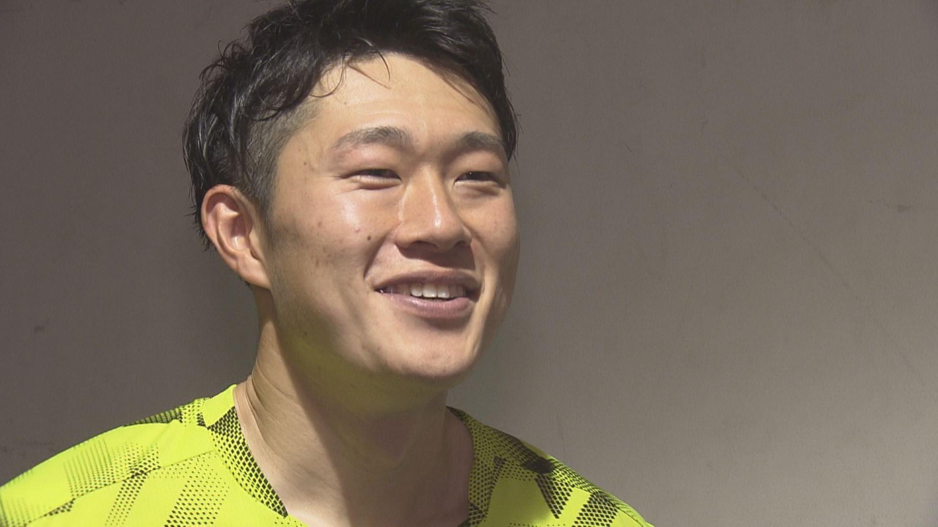 広島エフ・ドゥ 佐々木諒 選手