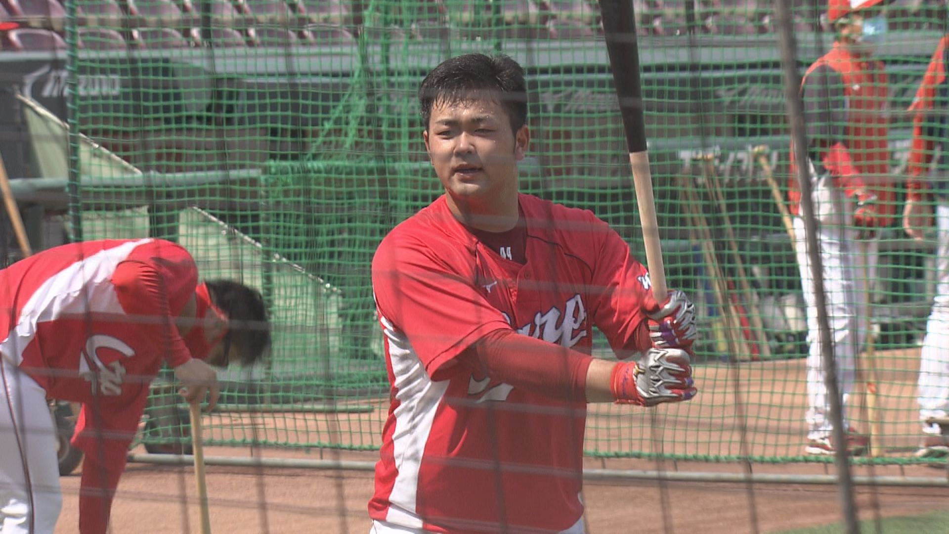 林晃汰選手