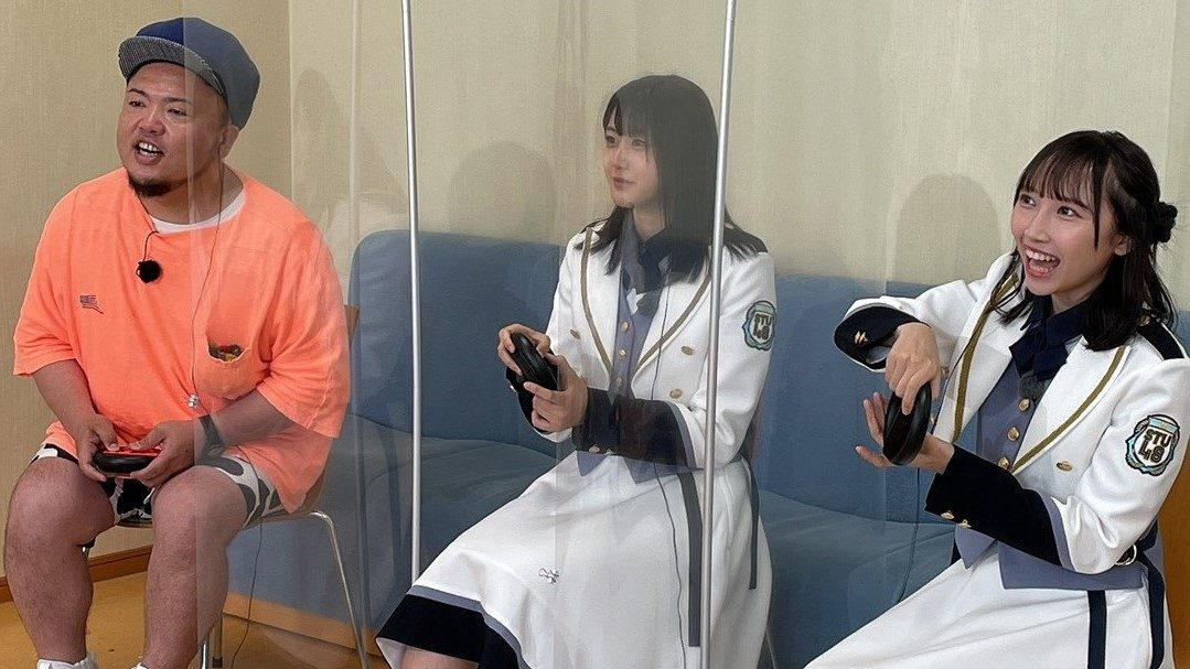 薮下楓のやりたかったゲームで瀧野由美子、HIPPYと対決