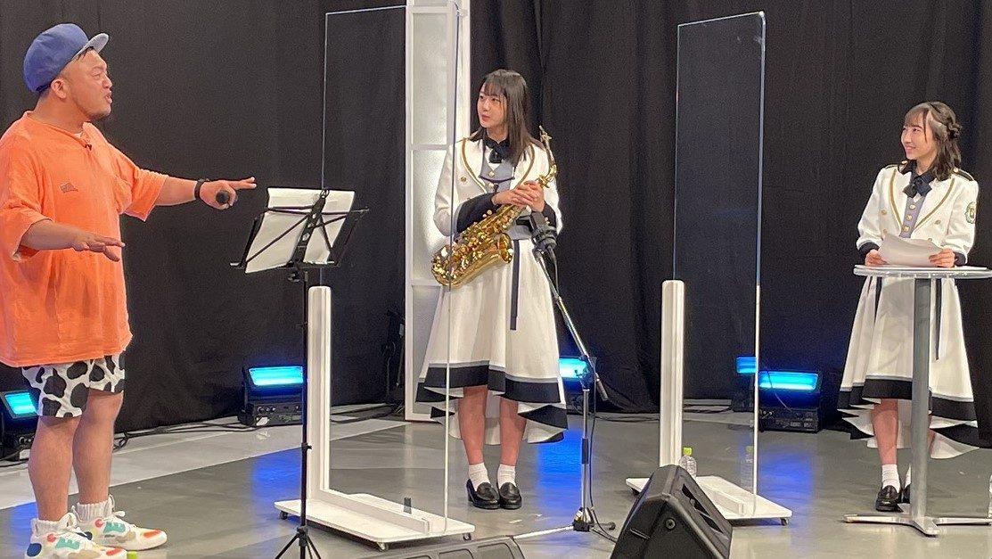 「おいしい時間」を即興で作り上げるHIPPY・瀧野由美子・薮下楓