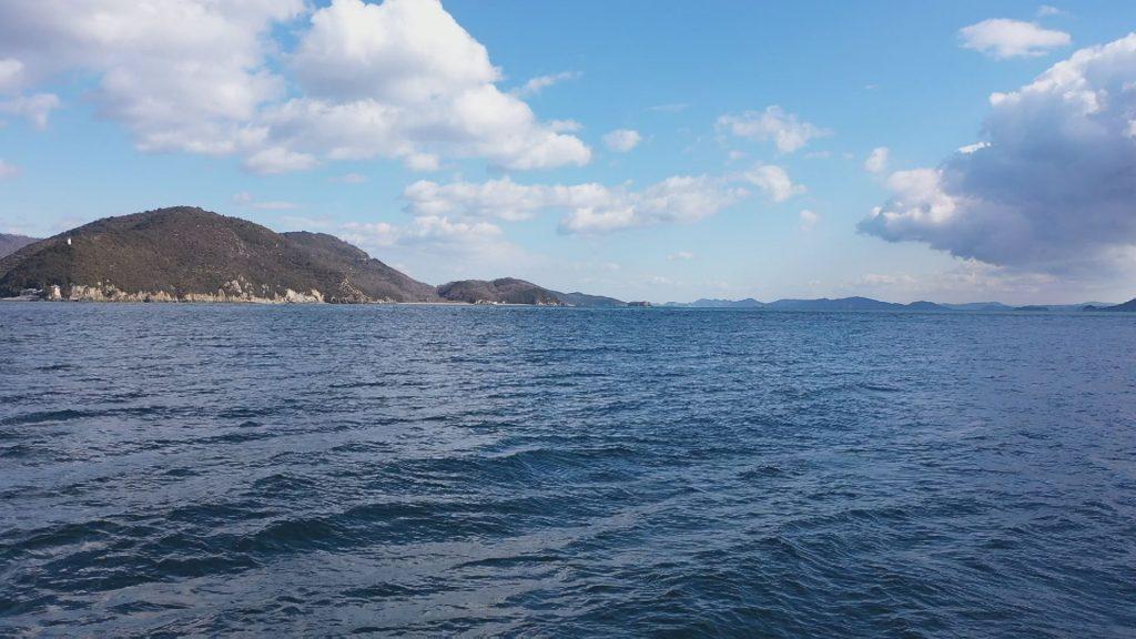 水質がきれいになった瀬戸内海