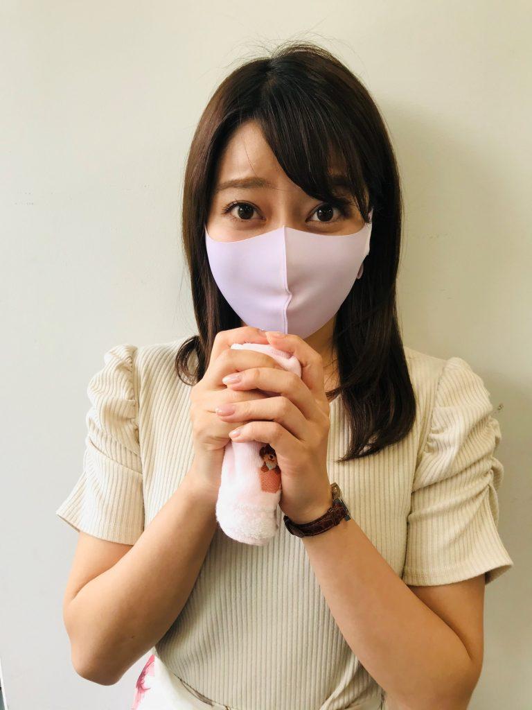 八幡美咲アナウンサー