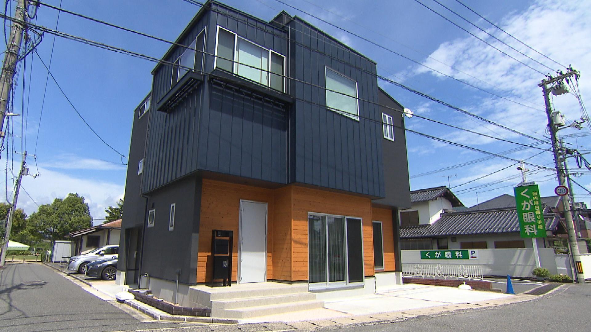 「木暮らし工房」が施工した出来立てほやほやの新築物件