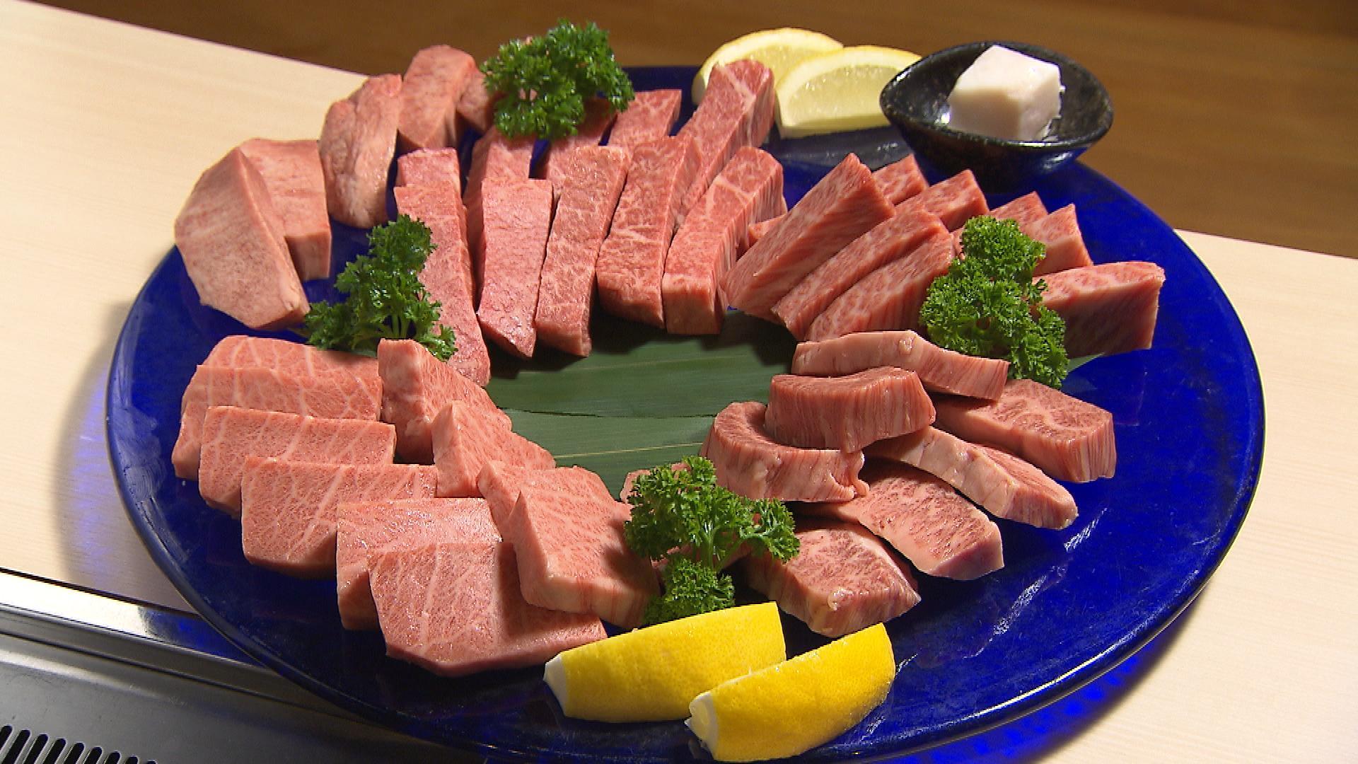 お肉のギフト「贅」21,600円(4~5人前)