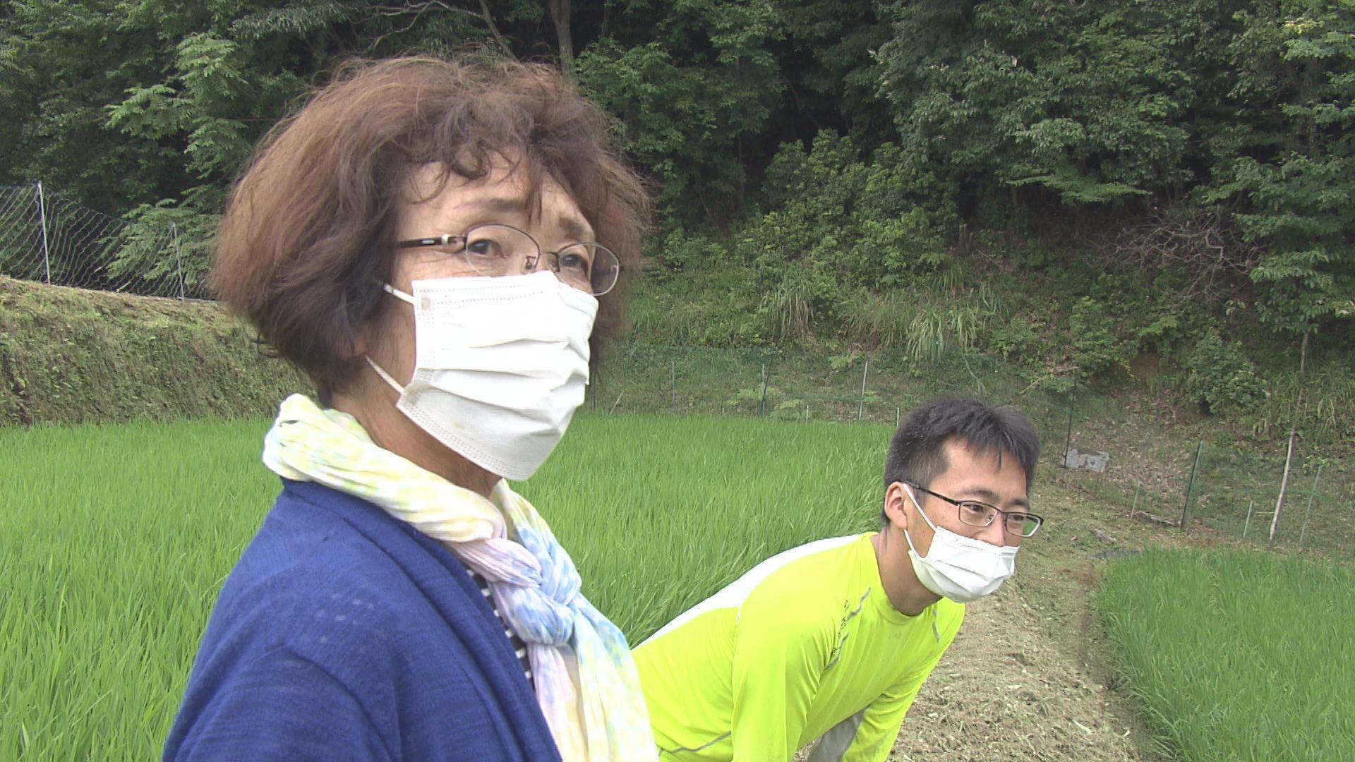 河藤さんと馬場田さん