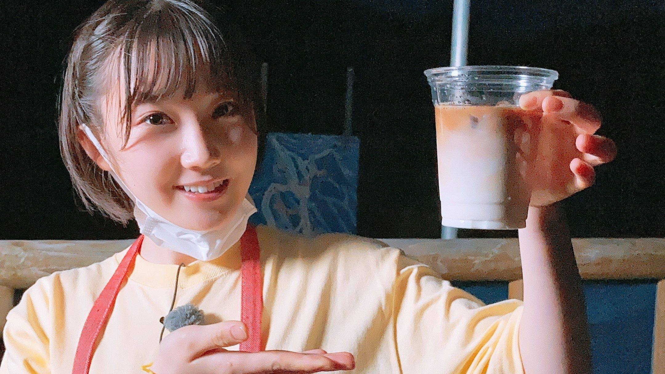 STU48メンバー絶賛!愛情カフェ