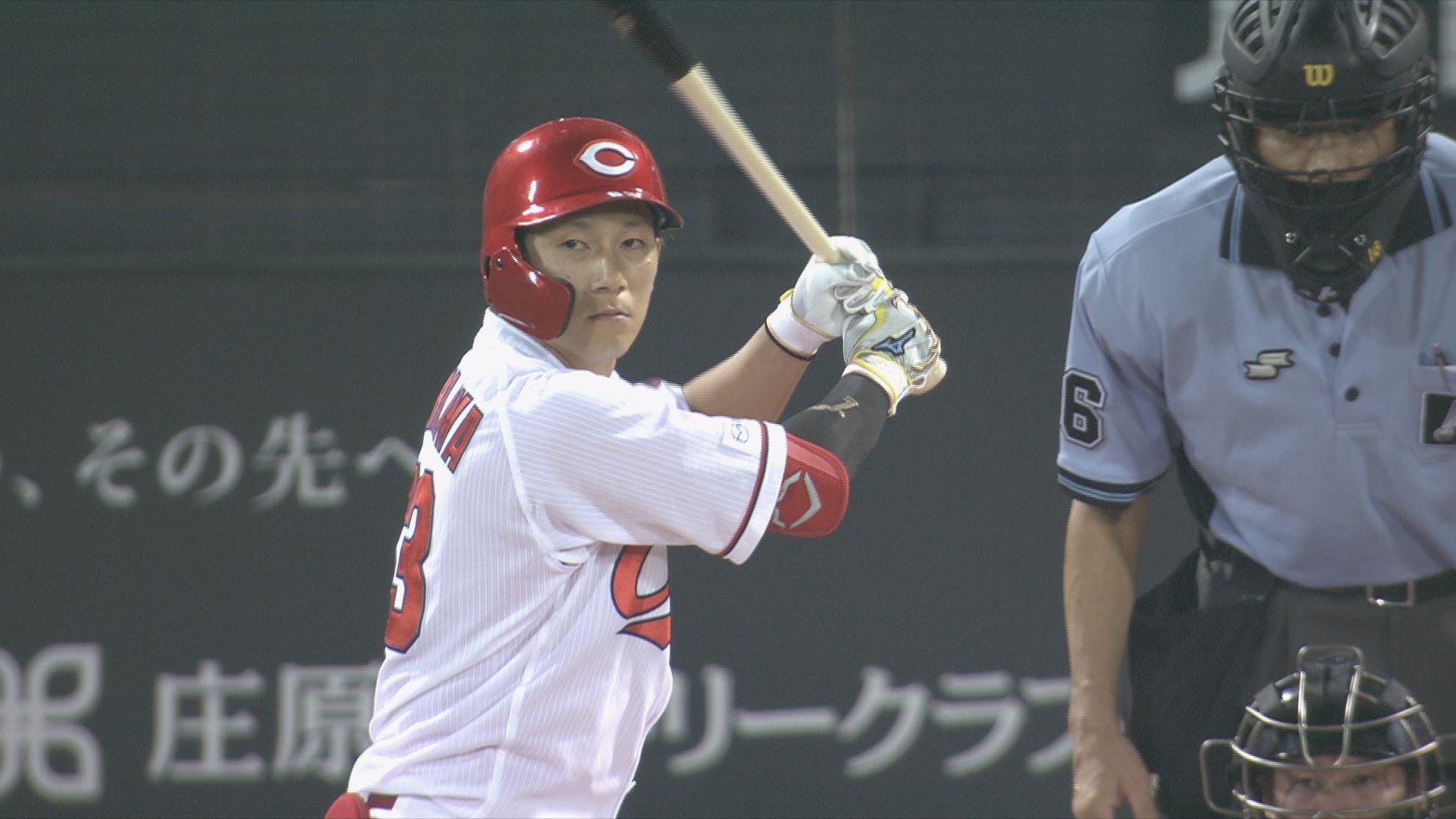 西川選手のバットがチーム浮上の鍵を握る