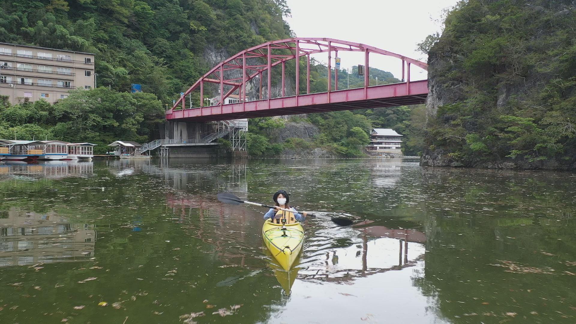 神龍橋(八幡美咲アナウンサー)