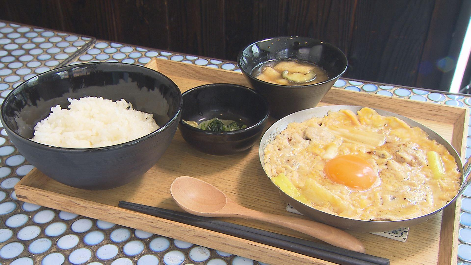 究極の親子丼(980円)